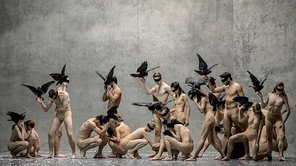 Winterreise; Foto: Gregory Batardon
